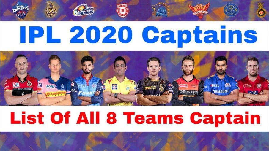 IPL 2020 Highest Paid Captain
