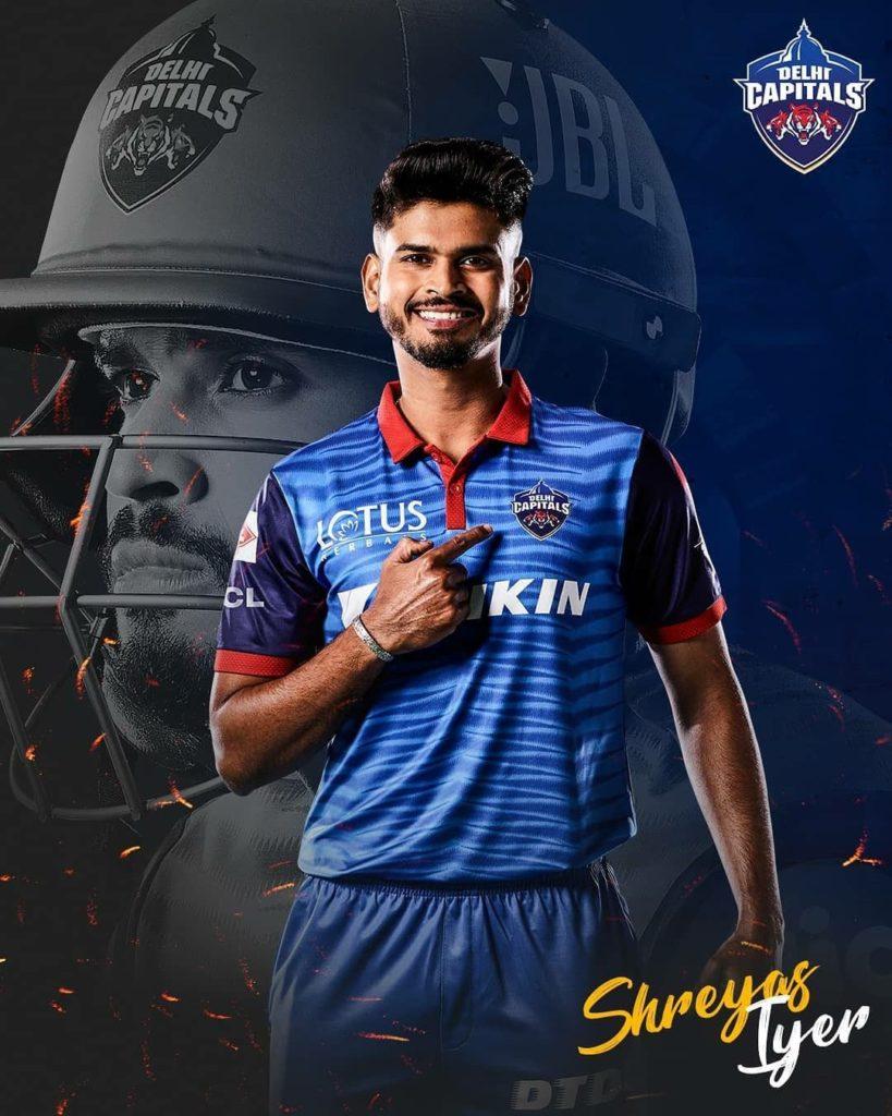 Shreyas Iyer Salary in IPL 2020
