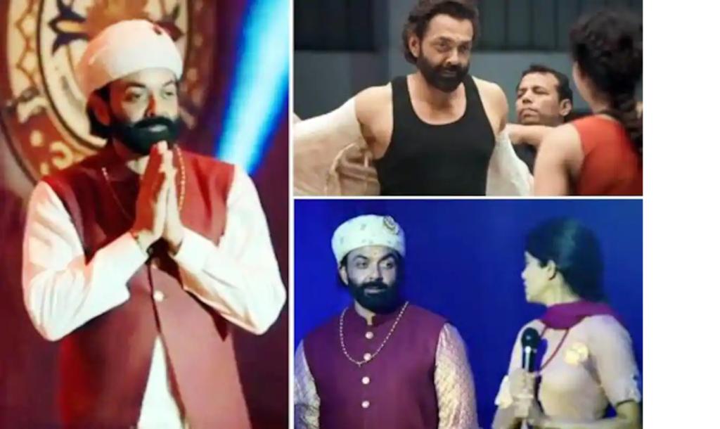 Aashram Web Series Cast