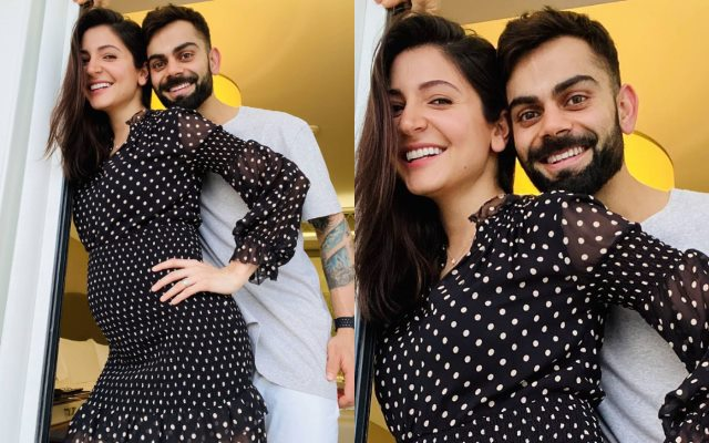 Anushka Sharma Pregnant Latest Pics