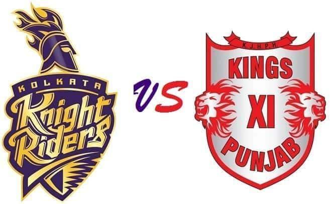KKR vs KXIP 2020