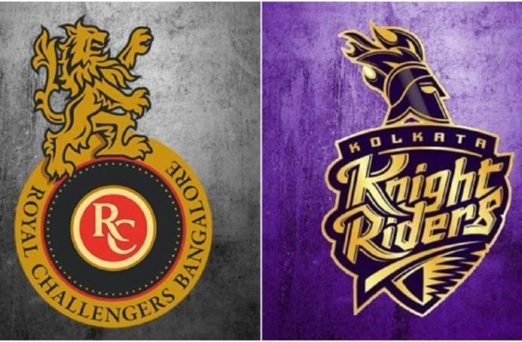 KKR vs RCB 2020