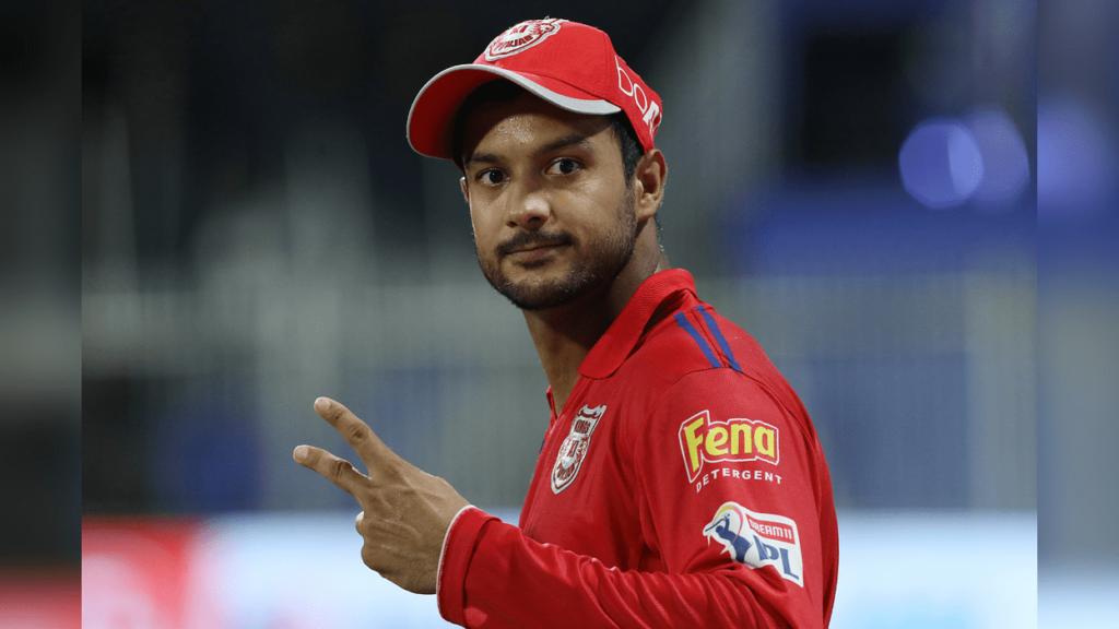 Mayank Agarwal Orange Cap IPL