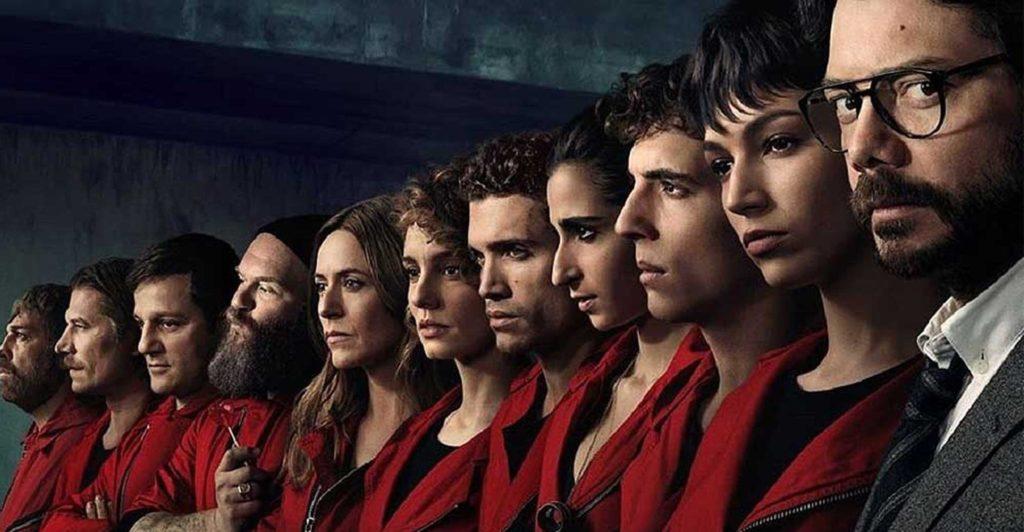 Money Heist Season 5 Cast