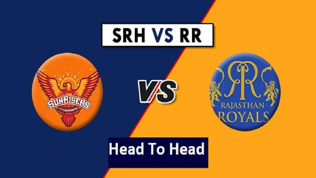 SRH vs RR 2020