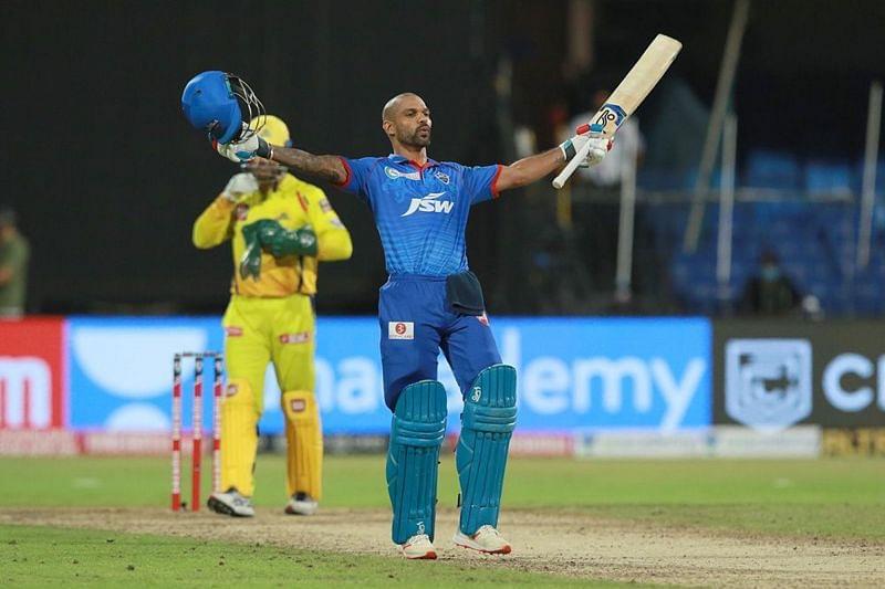 Shikhar Dhawan Orange Cap IPL