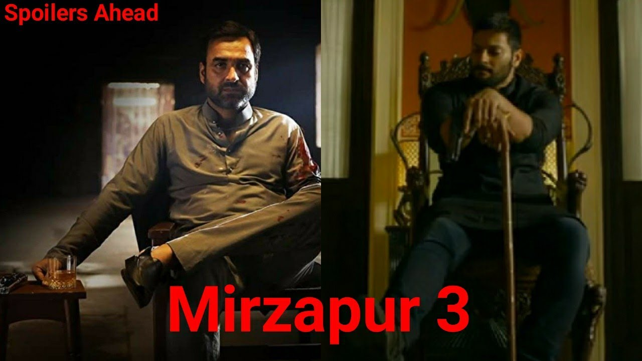 Will There Be Mirzapur Season 3