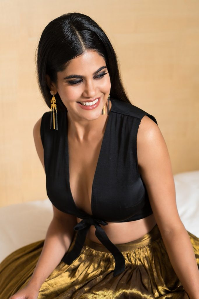 Aaditi Pohankar as Pammi