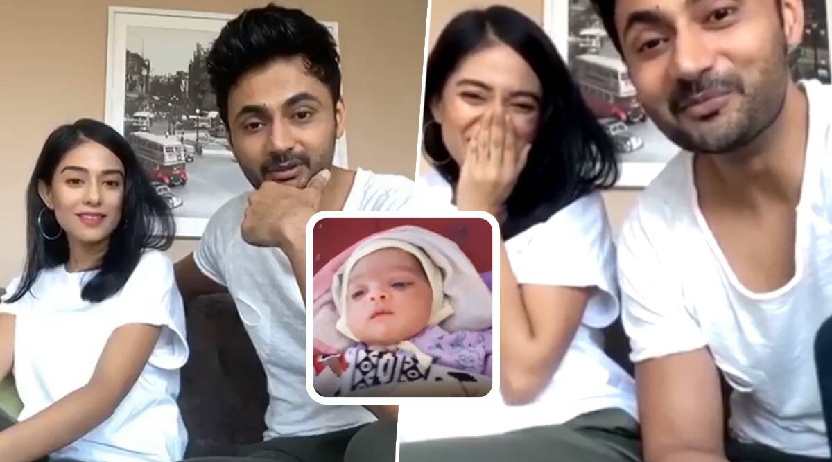 Amrita Rao Baby