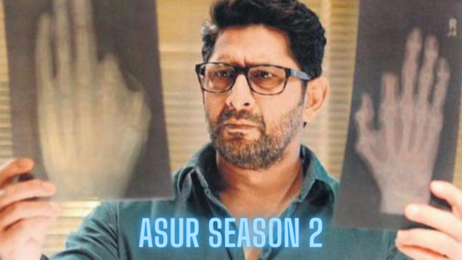 Asur Season 2 Release Date In India