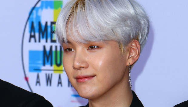 BTS Member Suga Shoulder Surgery