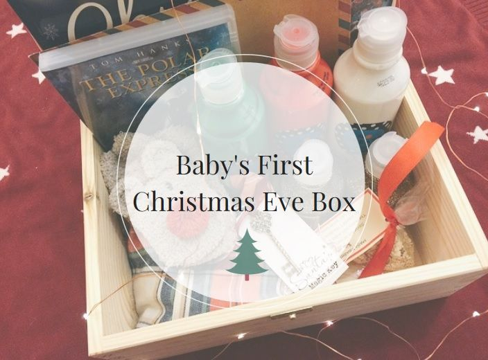 Christmas Eve Box For Baby
