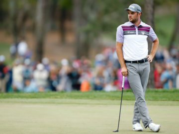 Lowest Round For Canadian At Masters