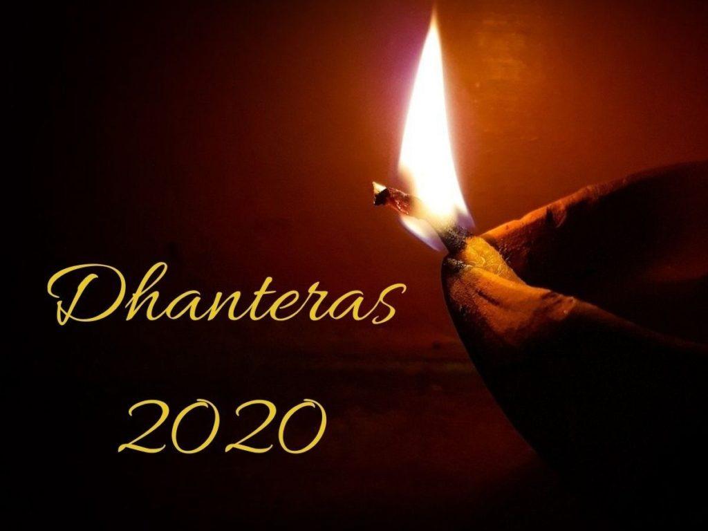 Dhanteras 2020 Muhurat Time