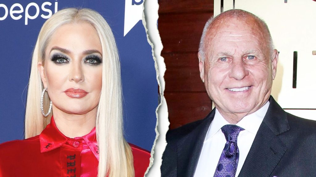 Erika Jayne Divorce