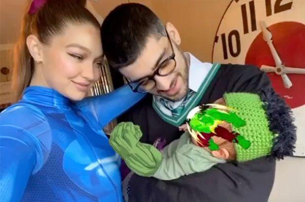 Gigi Hadid Baby