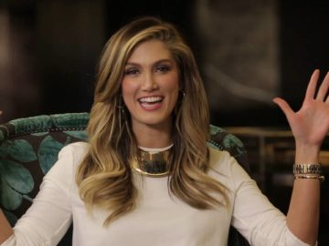 How Tall Is Delta Goodrem