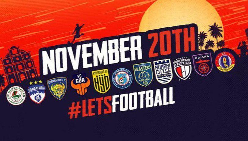 ISL 2020-21 Schedule