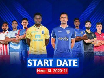 ISL First Match 2020