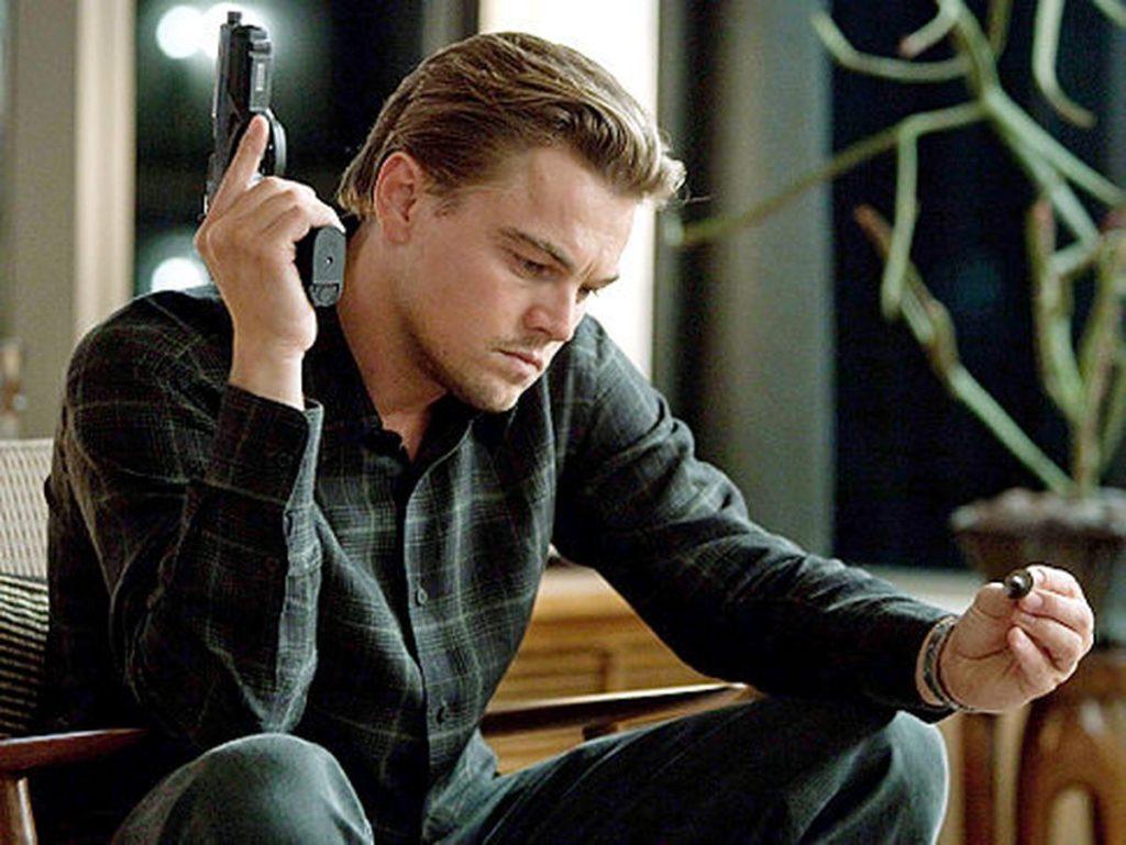 Inception - Leonardo DiCaprio