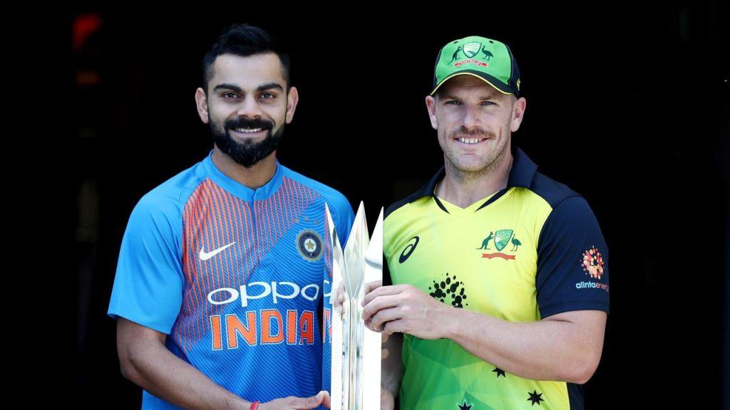 India Vs Australia T20 2020 Schedule