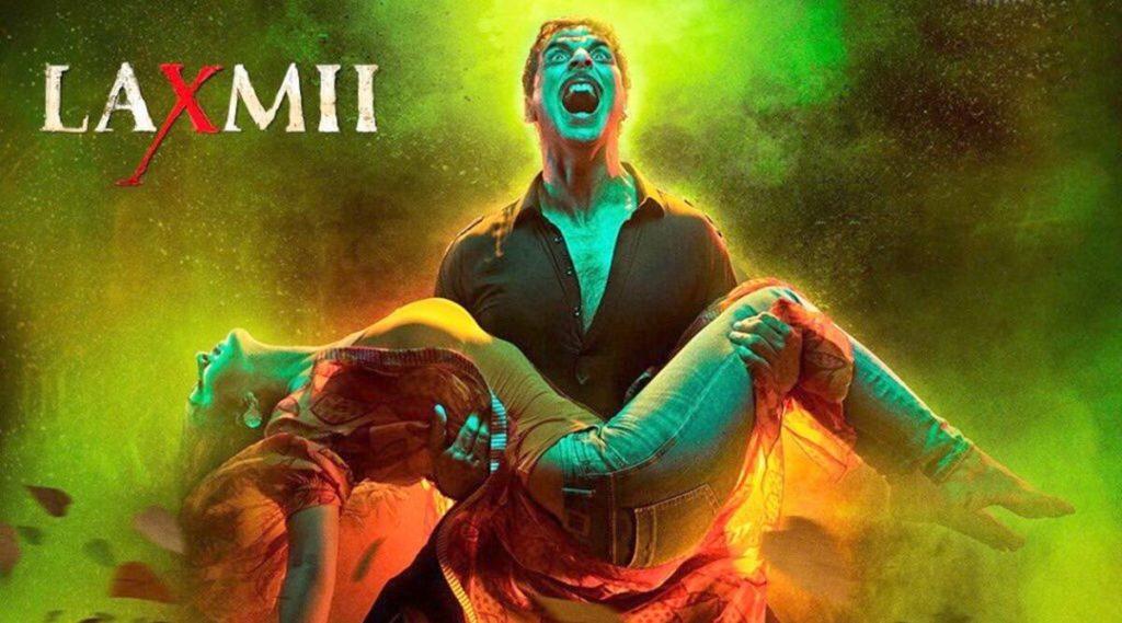 Laxmii Movie Collection