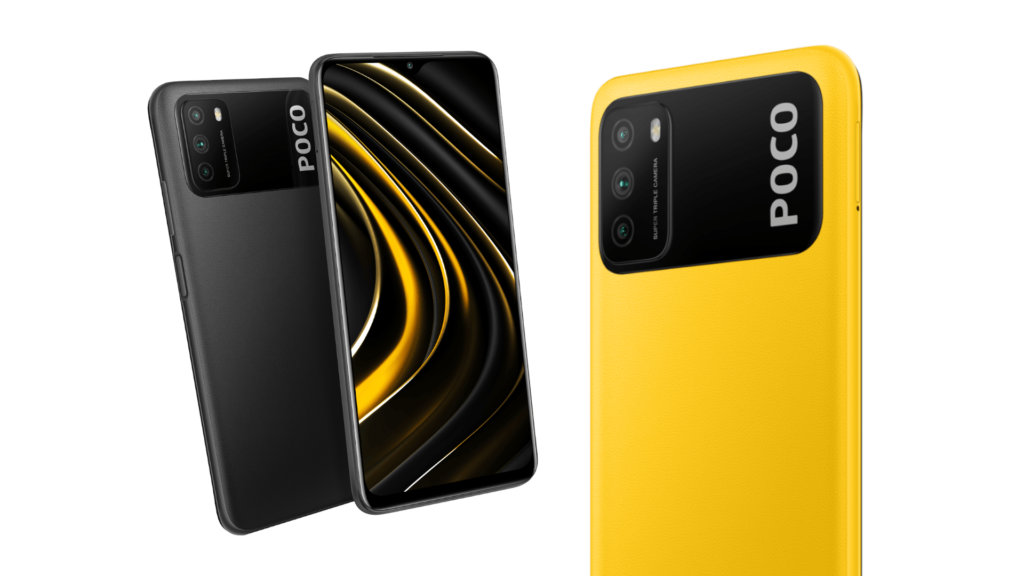 Smartphone Xiomi Poco M3 Full Specifications