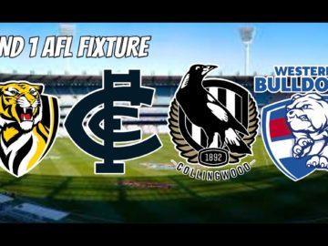 AFL Fixture 2021