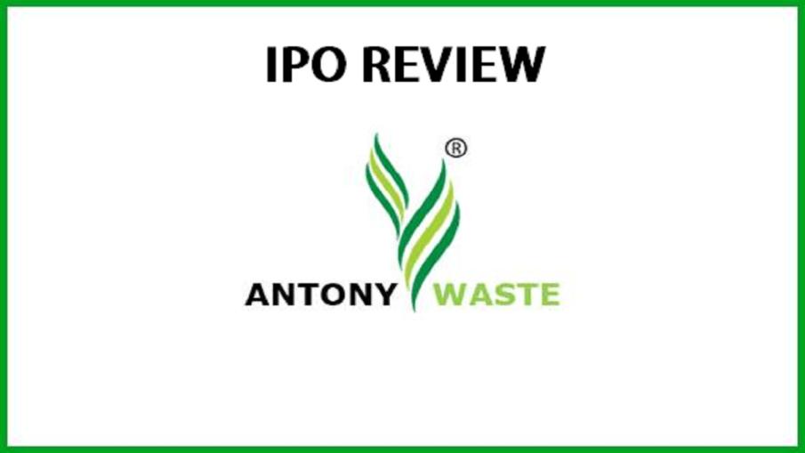 Antony Waste IPO Listing Price