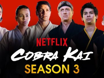 Cast Of Cobra Kai Season 3