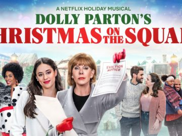 Dolly Parton Christmas on the Square
