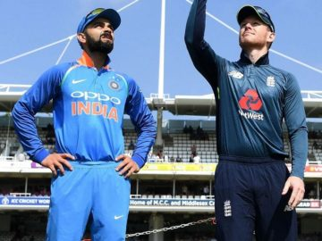Ind vs Eng 2021 Schedule