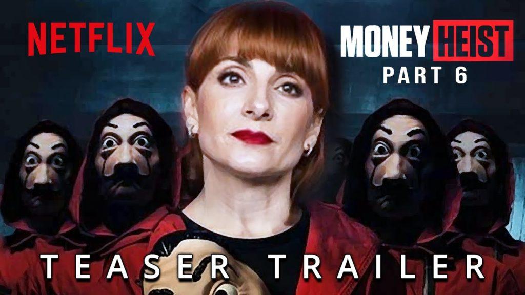 Money Heist Season 6 Release Date