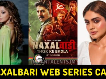 Naxalbari Web Series Cast
