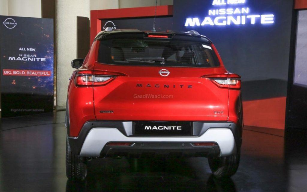 Nissan Magnite Images