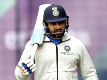 Rohit Sharma Latest News