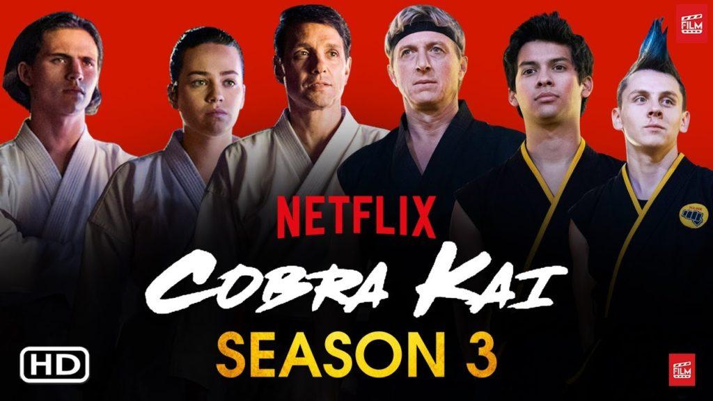 When Does Cobra Kai Season 3 Start