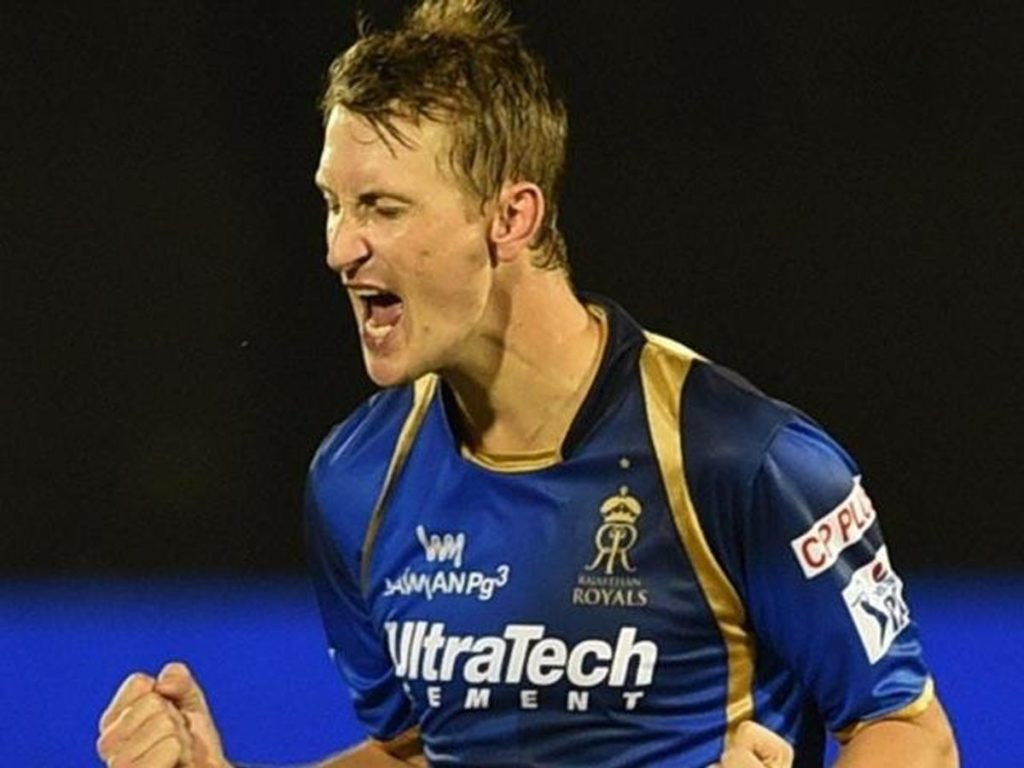 Chris Morris Rajasthan Royals