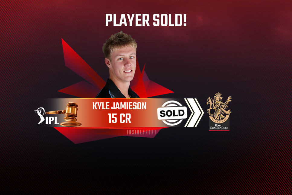 Kyle Jamieson Royal Challengers Bangalore