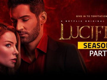 Lucifer Season 5 Release Date Part 2