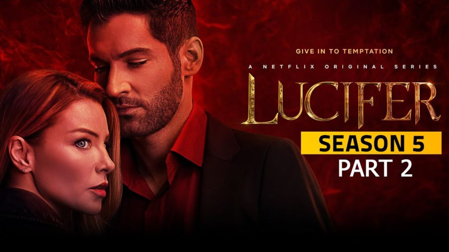 Lucifer Season 5 Release Date Part 2