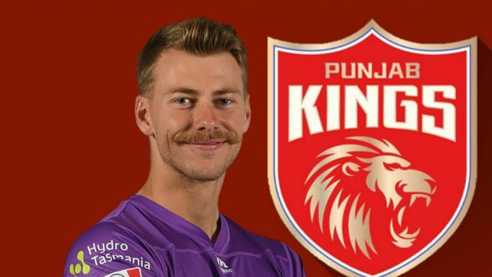 Riley Meredith Punjab Kings