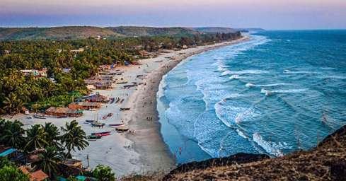 Goa - Cheap Honeymoon Destinations In Asia