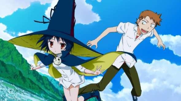 Witch Anime - Majimoji Rurumo / Magimoji Rurumo