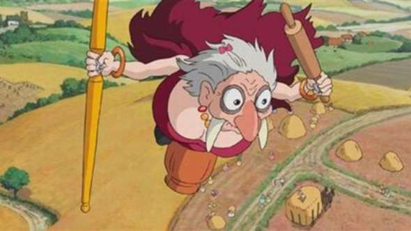Witch Anime - Pandane to Tamago-Hime
