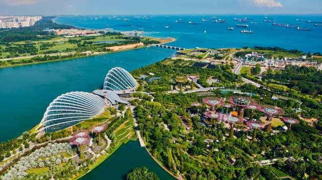 Singapore - Cheap Honeymoon Destinations In Asia
