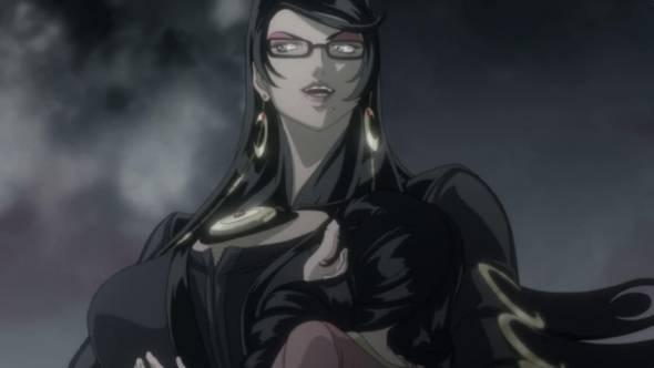 Witch Anime - Bayonetta: Bloody Fate