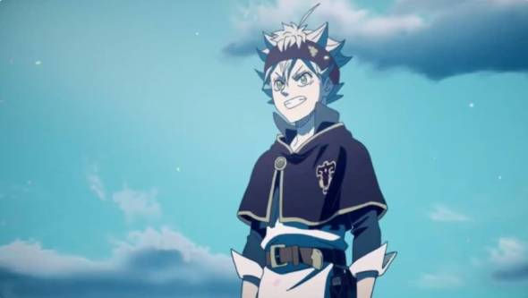 Witch Anime - Black Clover