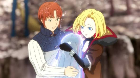 Witch Anime - Junketsu no Maria / Maria the Virgin Witch