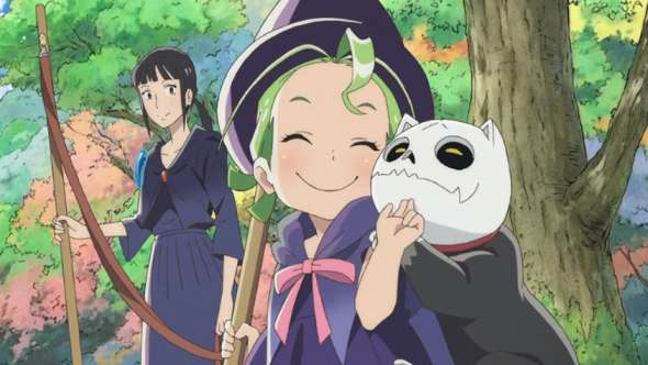 Witch Anime -  Magical Sisters Yoyo and Nene